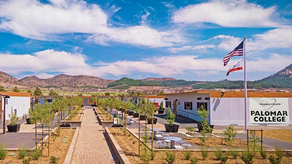 Palomar College North Education Center