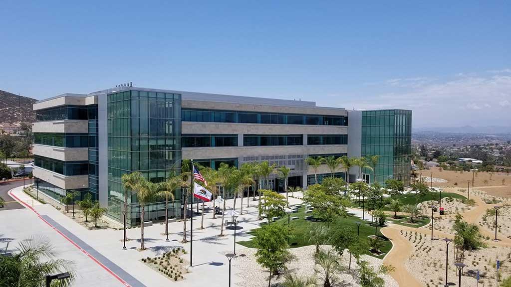 Palomar College South Education Center