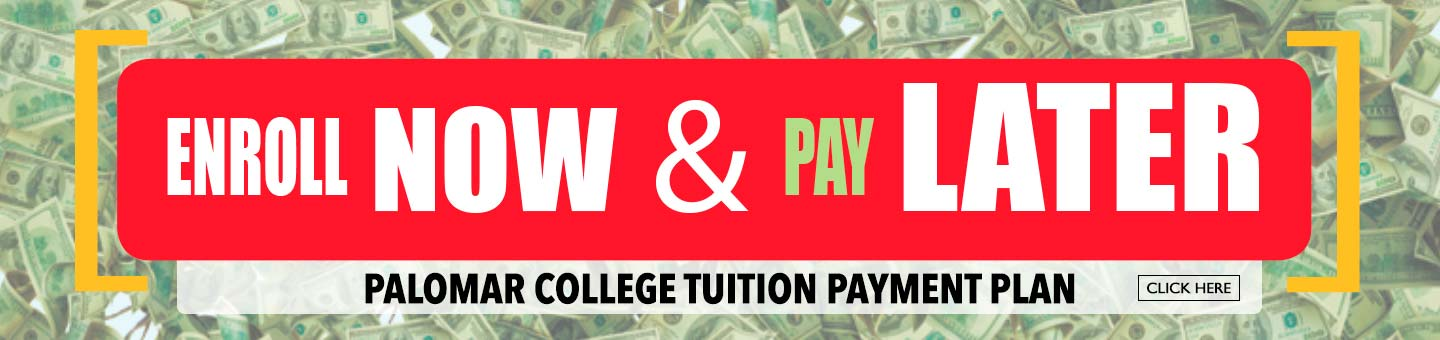 Enroll Now Pay Later - Payment Plan Now Available