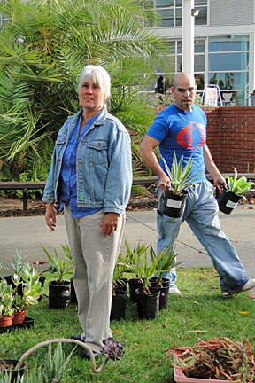 Annual Plant Sale - October 6, 2011