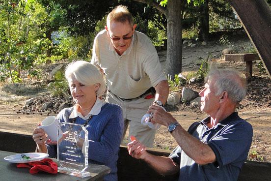 Member Appreication Dinner May 12, 2011