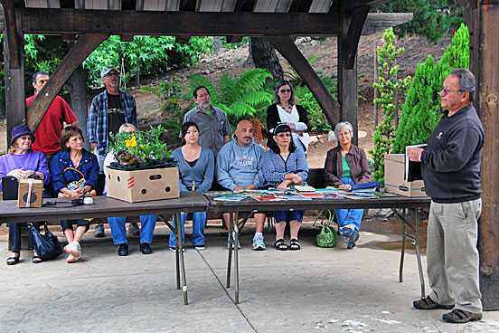 Growing Tomatoes Lecture May 21, 2011