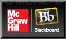 McGraw-Hill & Blackboard logos