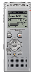 ws 600s digital audio recorder