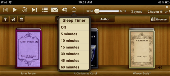 Audio Book Player