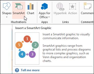 SmartArt Tool
