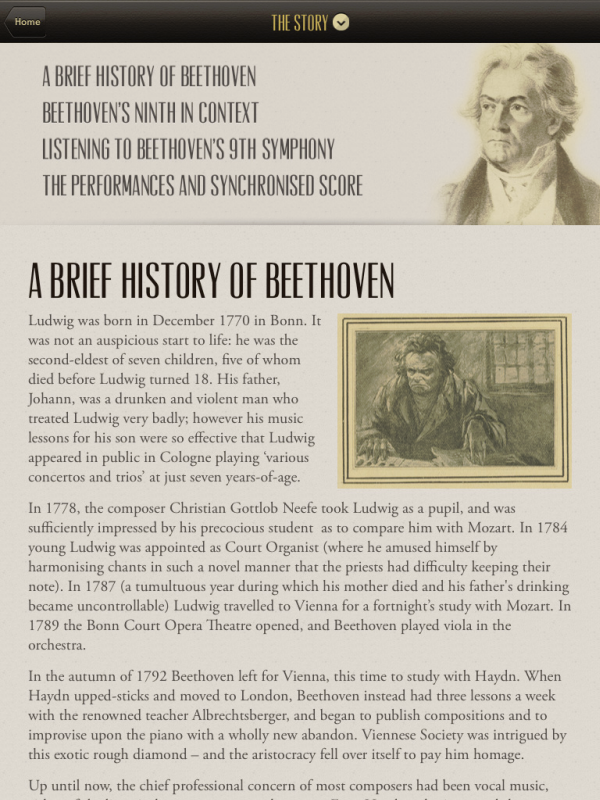 essay on beethovens life Summary of the life of beethoven essays: over 180,000 summary of the life of beethoven essays, summary of the life of beethoven term papers, summary of the life of beethoven research paper, book reports 184 990 essays, term and research papers available for.