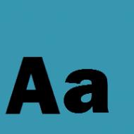 PowerPoint 2013: Font Basics