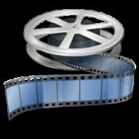 reel and filmstrip