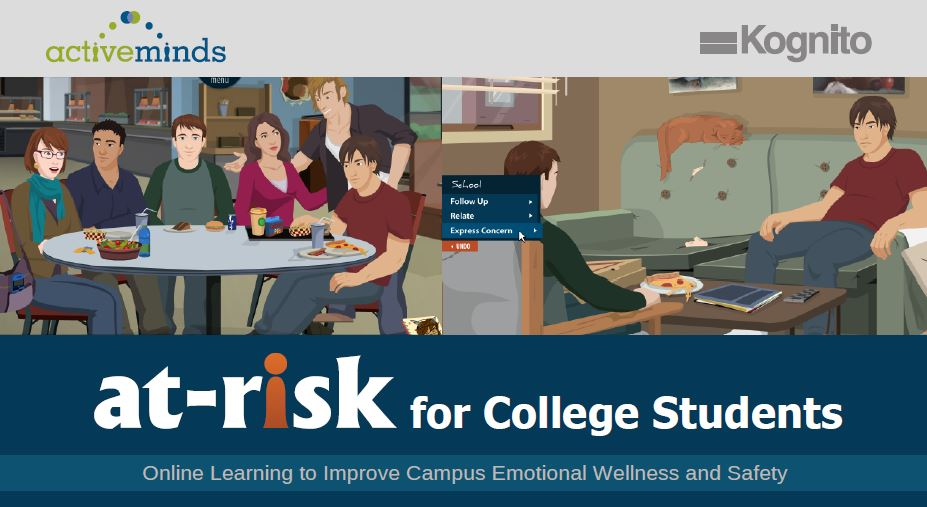 At Risk For College Students Behavioral Health Counseling Services