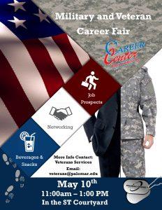 Veterans Fair info