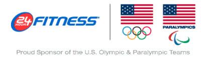 24 Hr Fitness logo