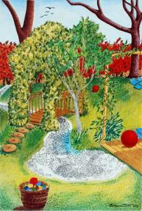 Z Vass Garden #1