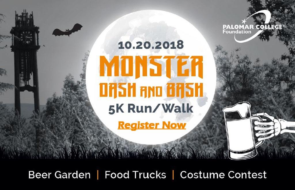 Monster Dash and Bash