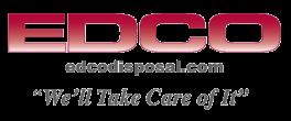 Edco  edcodisposal.com We'll Take Care of It
