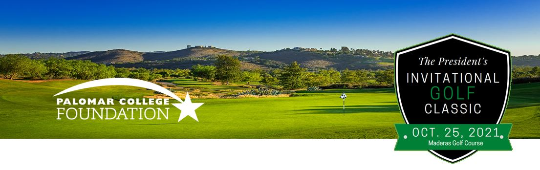 The President's Invitational Golf Classic Oct. 25, 2021