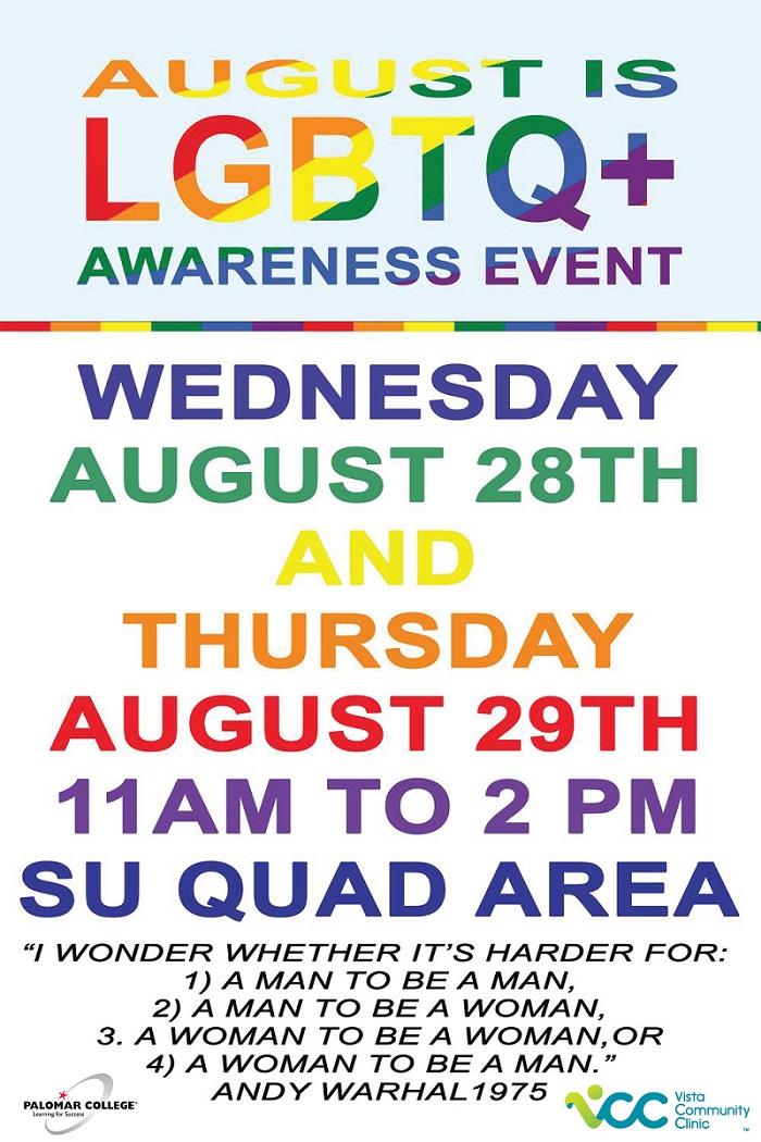 LGBTQ Awareness Event