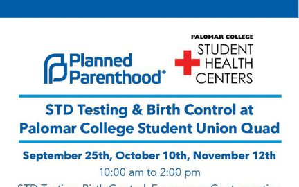 Planned Parenthood flyer