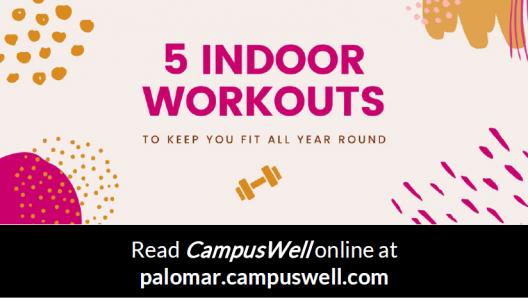 5 Indoor Workouts