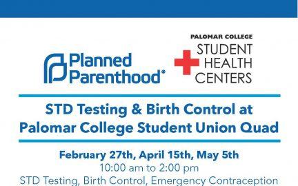 Planned Parenthood flyer