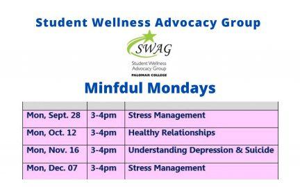 Mindful Monday Skillshops
