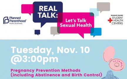 Real Talk: Let's Talk Sexual Health