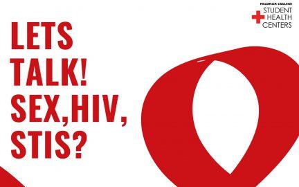 Workshop: Let's Talk! Sex, HIV, STIs?