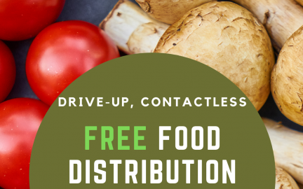 Free Food Distribution Event