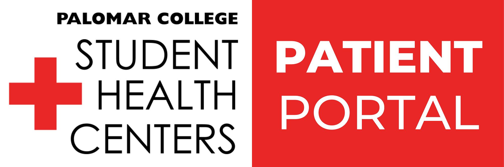 Palomar College Student Health Centers Patient Portal