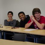 ASL students amused_5024s