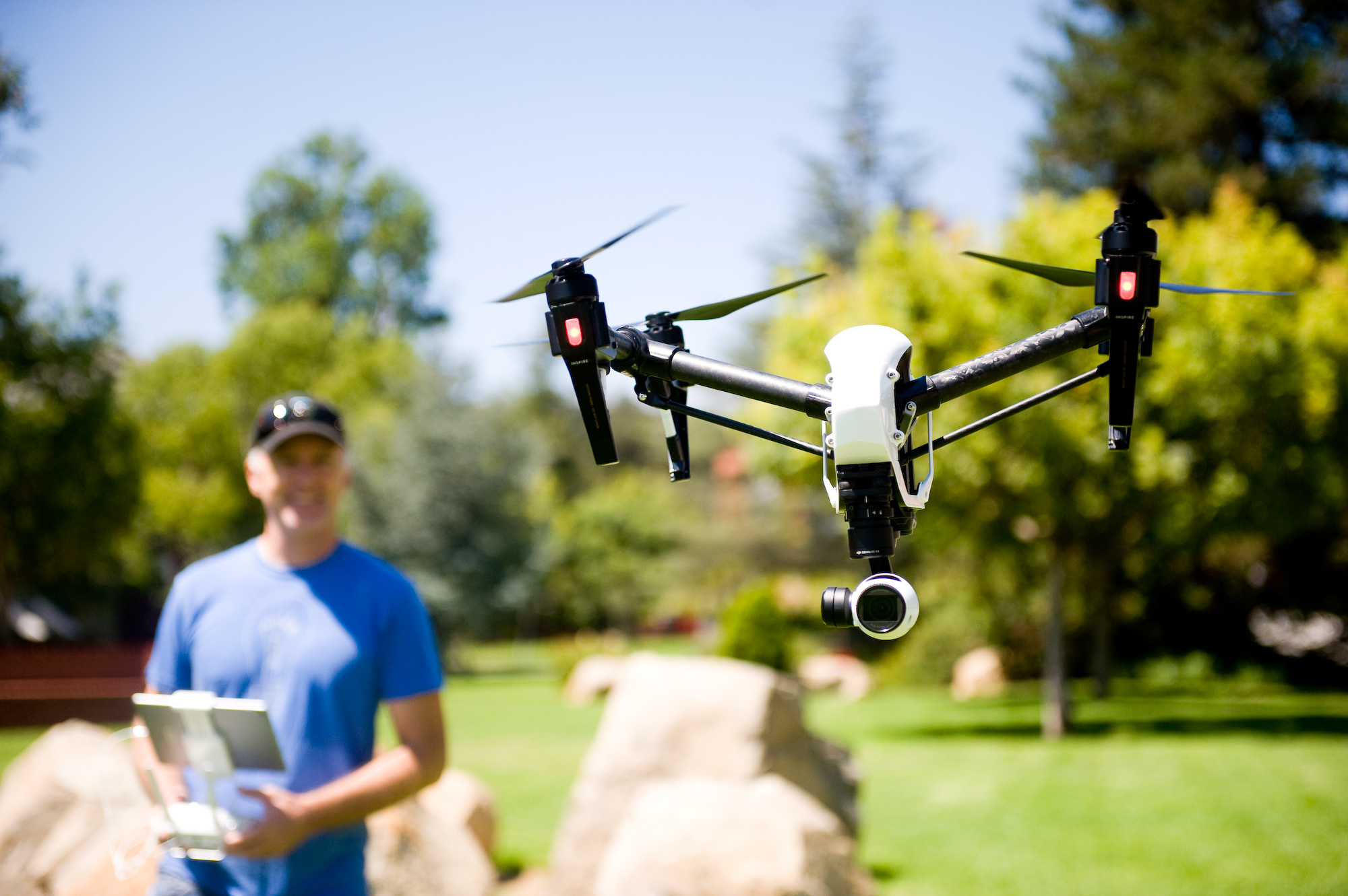 drone technology program set to reach new heights