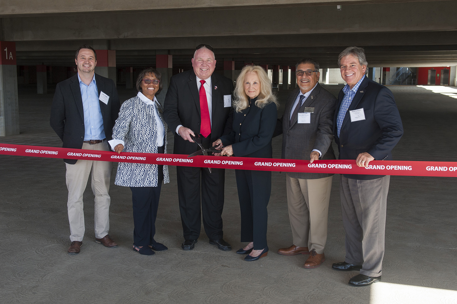 Palomar College Unveils New Parking Structure in Grand Opening