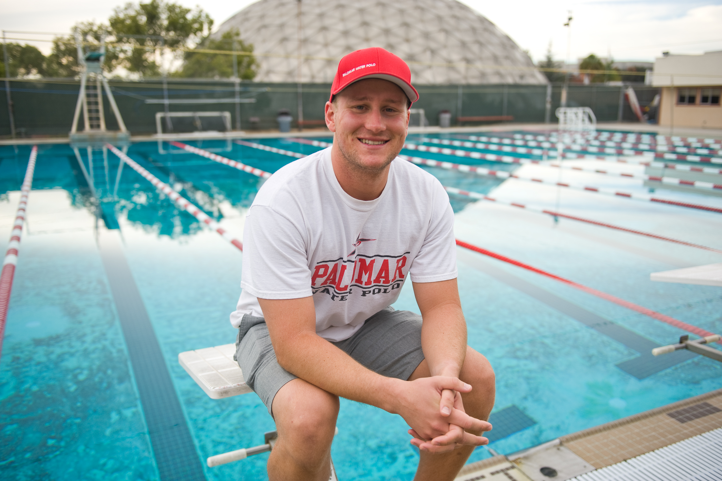 Water polo coach sees success in and out of the pool