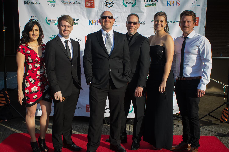 San Diego Film Awards Trophy for Palomar College Television (PCTV)