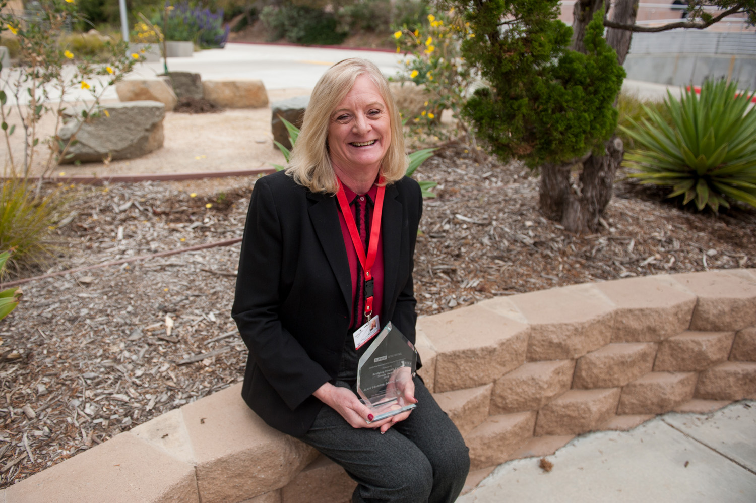 Student health director honored for 'bridging health care needs'