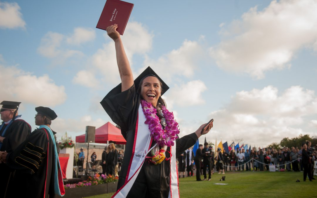 Thousands Pay Tribute to Student Success in 2018 Commencement
