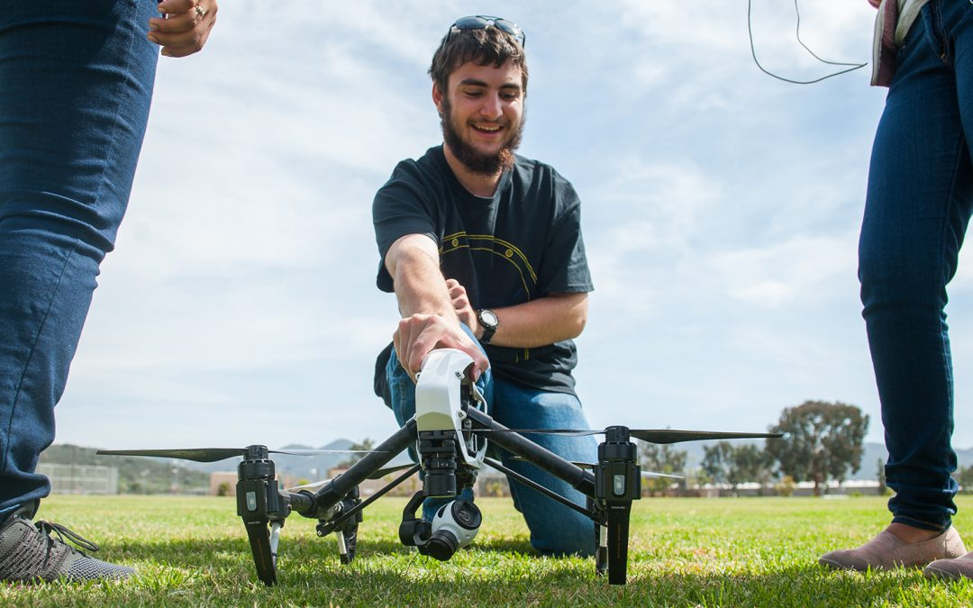 Drone-Con at Palomar on July 6