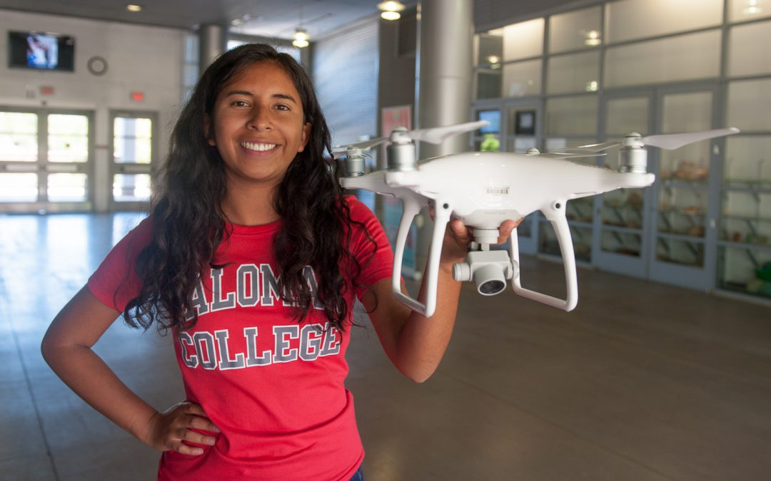 Two Palomar College Students Invited to National Technology Conference