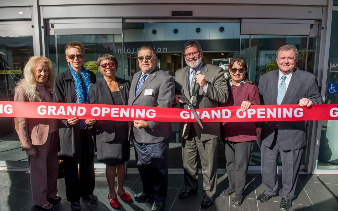 A Grand Opening for Palomar's New Library/Learning Resource Center