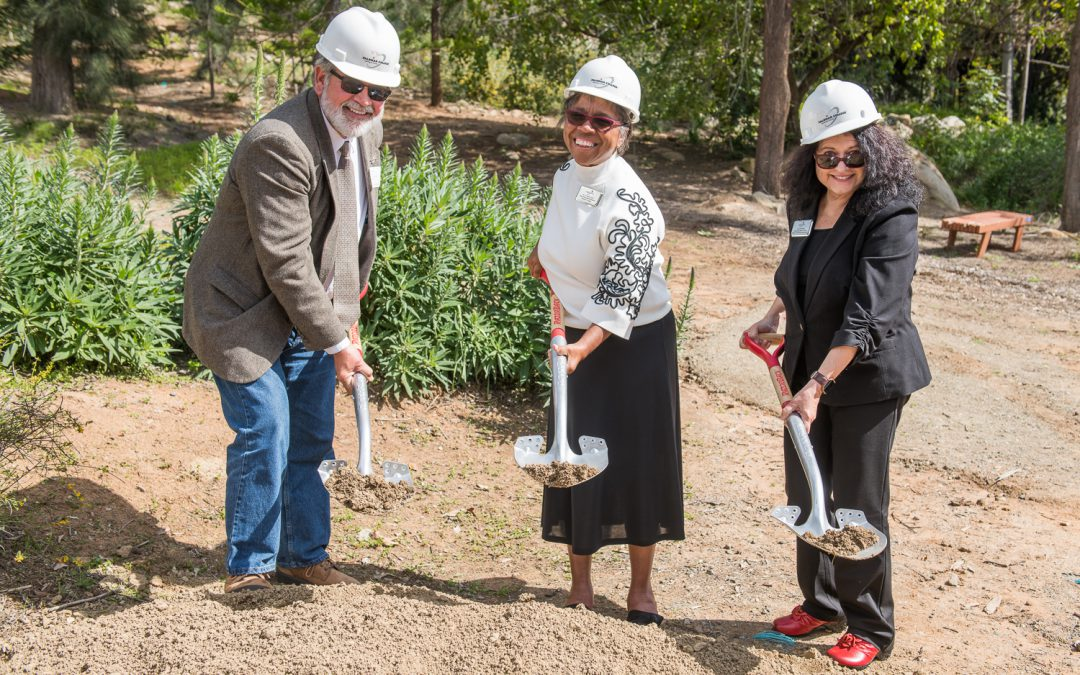 Palomar Breaks Ground on Arboretum Trails and Renovation Project