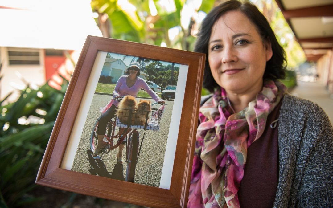 Beloved counselor lives on in $100,000 bequest