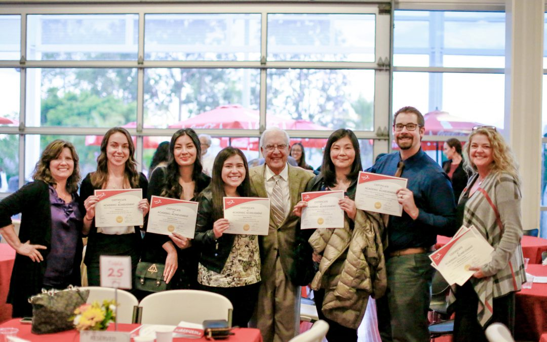 $375,000 in Scholarships Awarded to Palomar College Students at Honors Night
