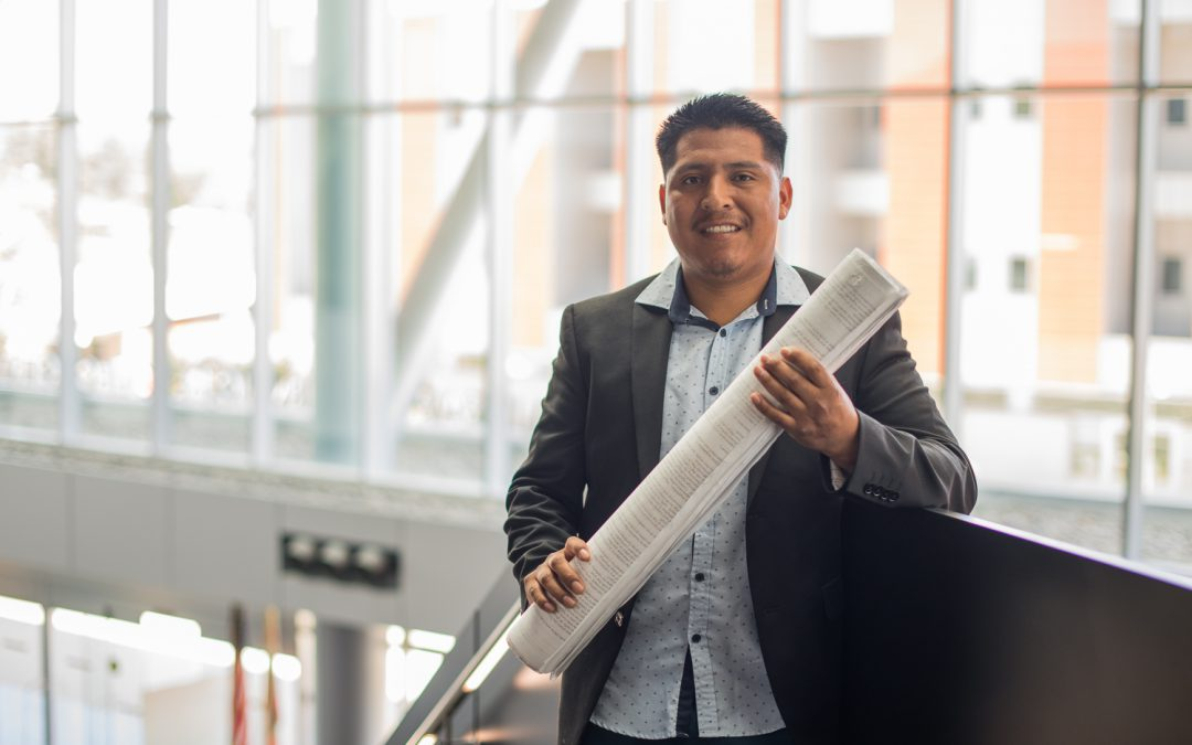 From ESL to Architecture, Palomar alum still pursuing his goals