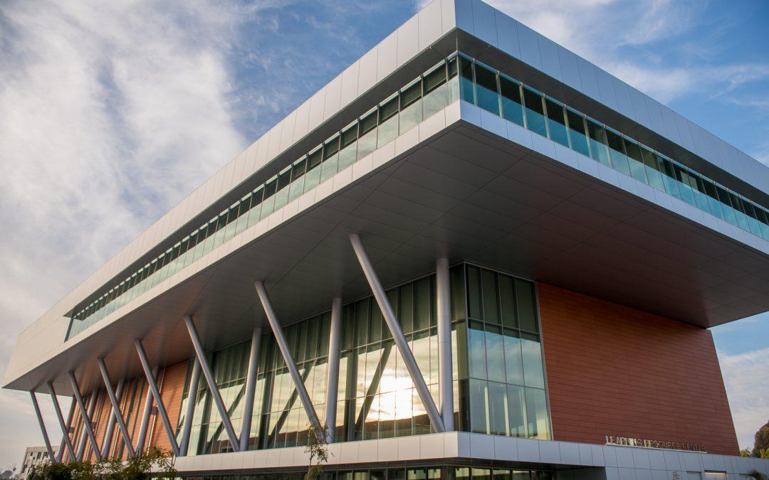 A Pair of Design Awards for Palomar's LRC, Rancho Bernardo Center