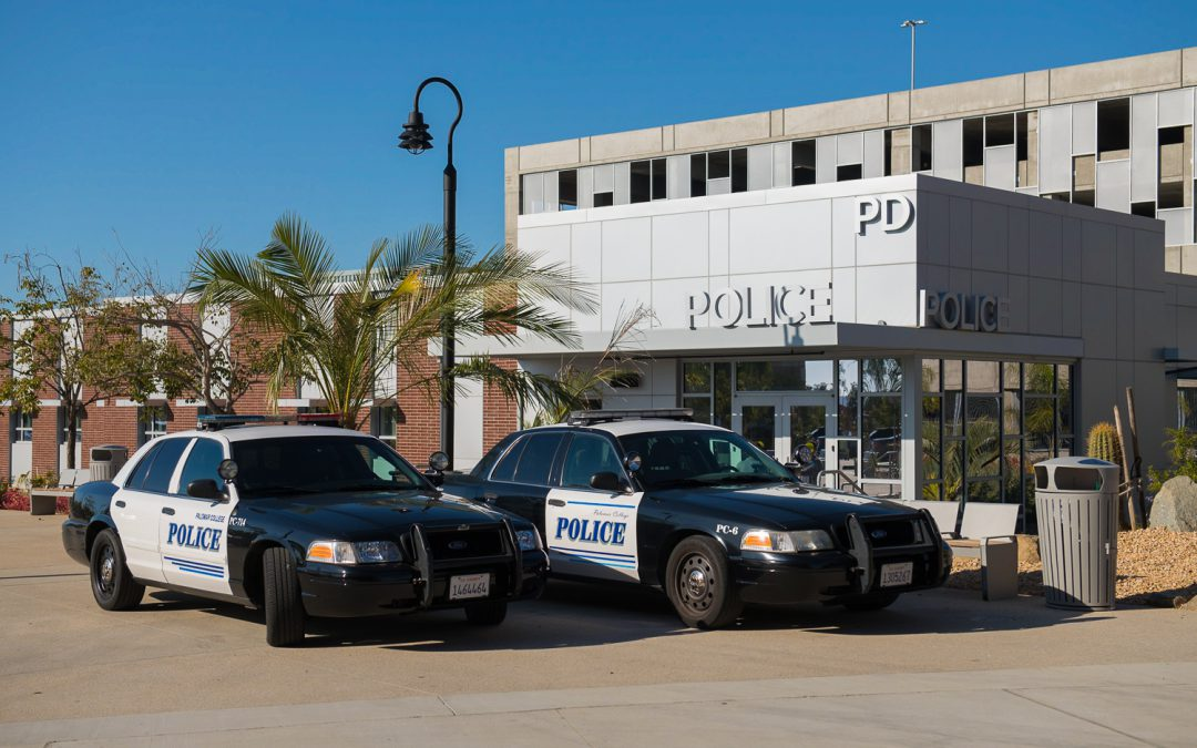 Palomar College Police Implements App to Promote Staff Wellness