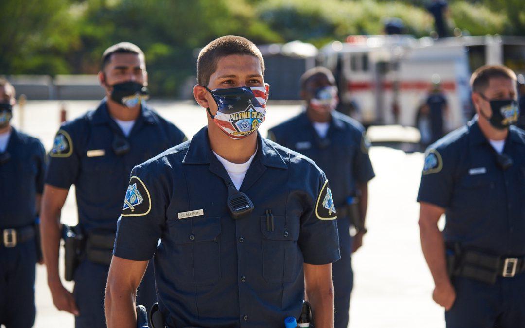Palomar's Police Academy Ceases Carotid Restraint Training