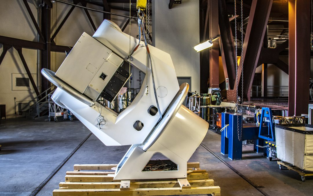 A Stellar Donation: Telescope Will Open New Horizons for Astronomy Students