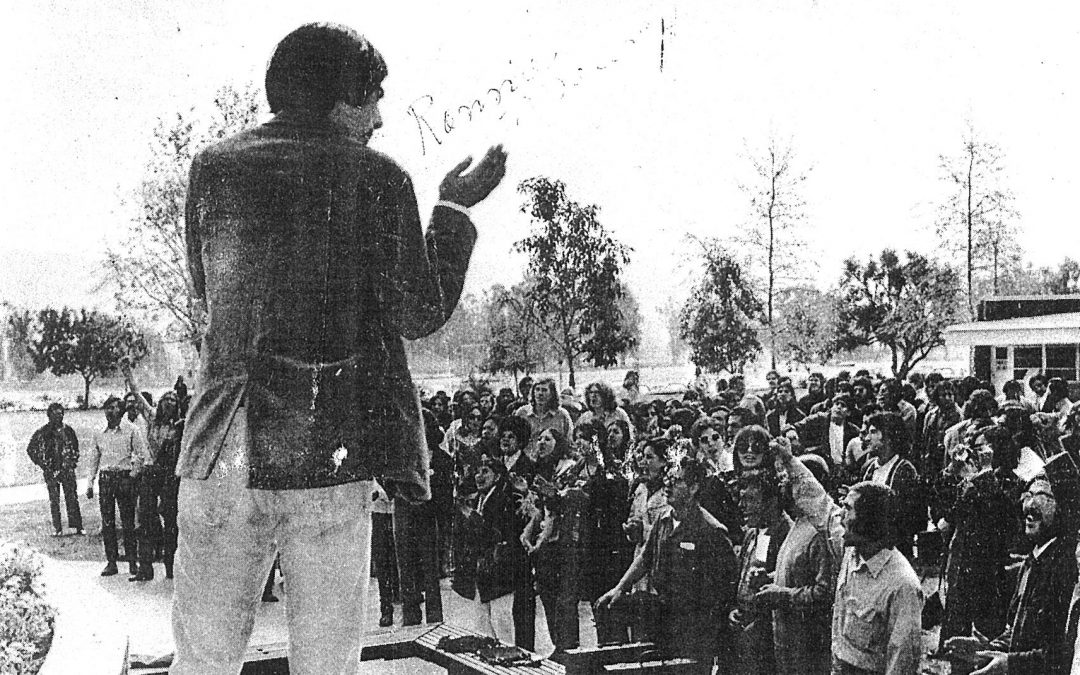 Antiracism at Palomar Began in the 1970s With Academics