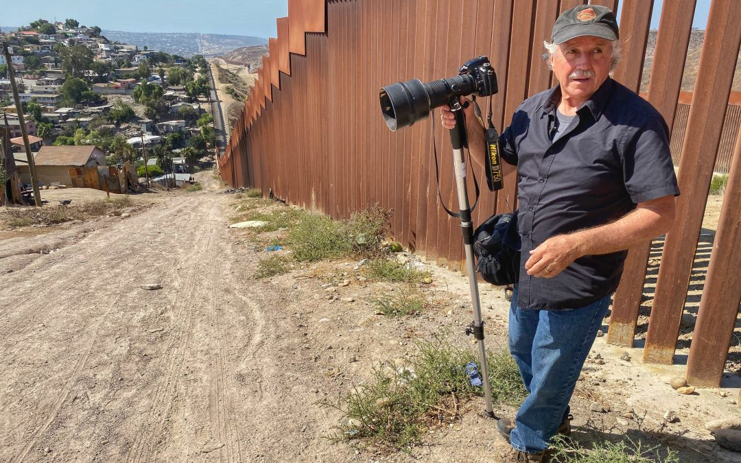 PCTV Film Features Local Photojournalist Who Started at Palomar
