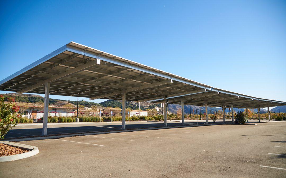 Solar Array Activated at Palomar's Fallbrook Education Center